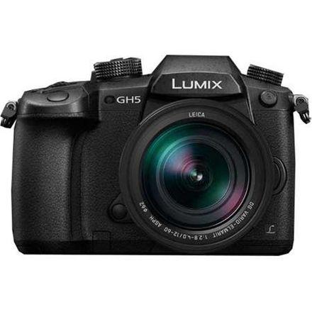 Panasonic Lumix DC-GH5 Digital Camera with V-LOG license