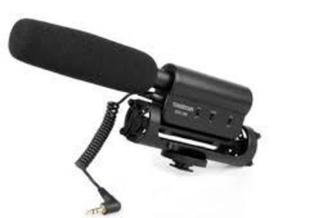 Takstar SGC-598 Camera mounted shotgun mic