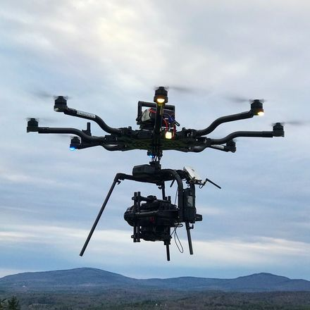MoVI Freefly ALTA 8