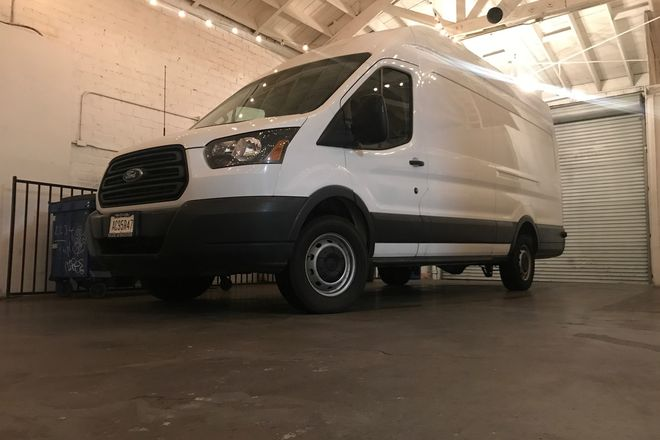 2018 Ford Transit extended high roof