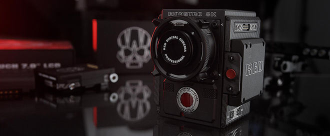 RED Weapon Monstro 8K Vista Vision body only