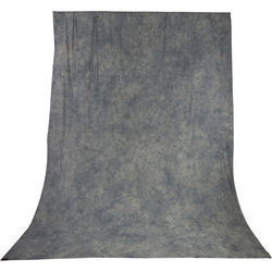 Westcott 10' x 12' Storm Cloud Muslin Backdrop