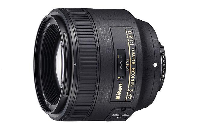 Nikon AF-S NIKKOR 85mm f/1.8G Prime Lens
