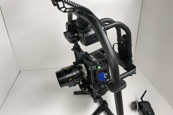 Freefly Systems MōVI pro custom listing for LA drones