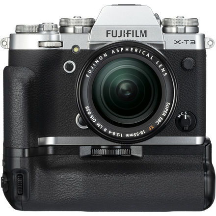 Fuji X-T3 w/ 18-55mm Lens & Battery Grip