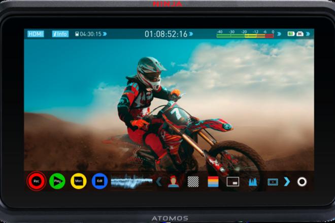 "Atomos Ninja V 5"" Monitor/Recorder"