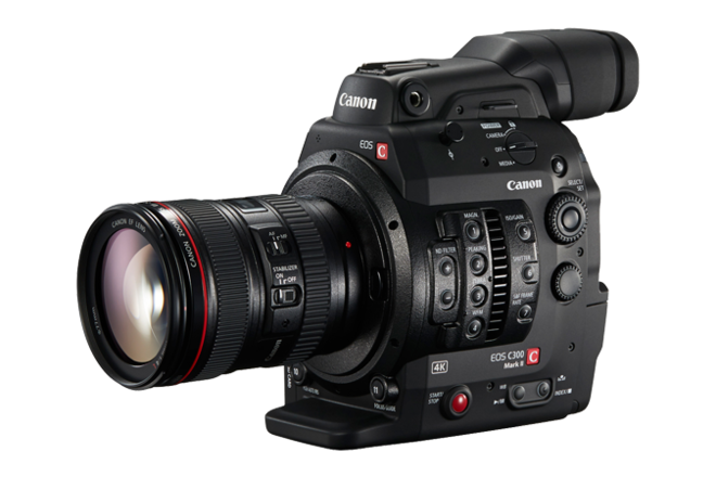 Canon C300 MkII Doc Kit With Astra, Zooms, Tripod