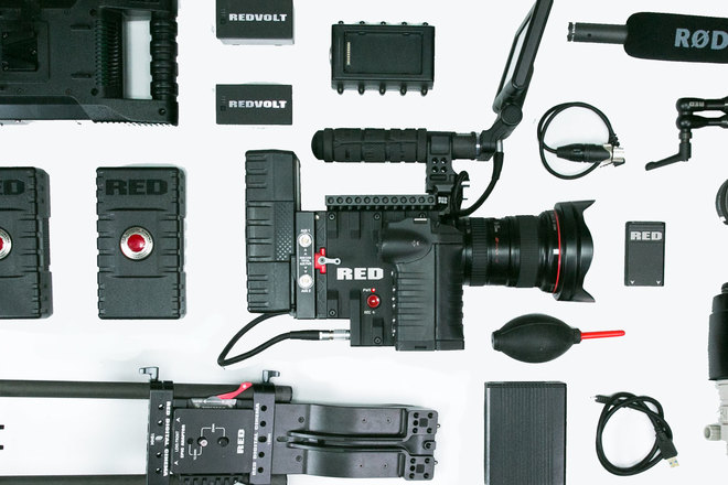 RED Epic MX Package