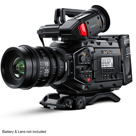 URSA Mini Pro 4.6k FULL PACKAGE