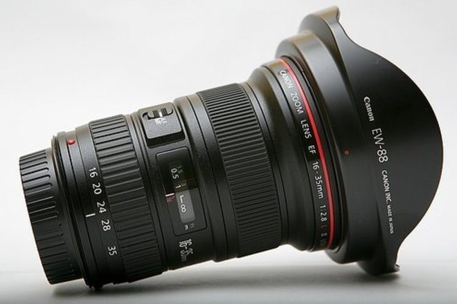 Canon EF 16 - 35mm f/2.8 II USM