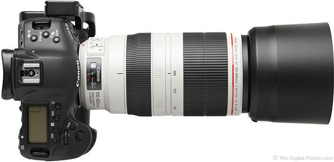 Canon EF 100-400mm f/4.5 - 5.6L IS i USM