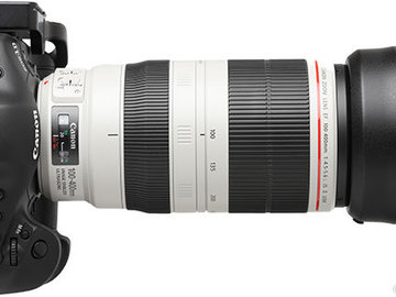 Rent: Canon EF 100-400mm f/4.5 - 5.6L IS i USM