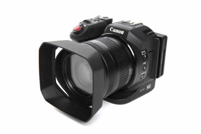 CANON XC10 4K Camera Complete KIT