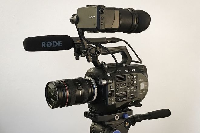 Sony PXW-FS7M2 READY TO SHOOT