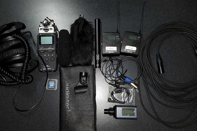 COMPLETE AUDIO PACKAGE (TWO)