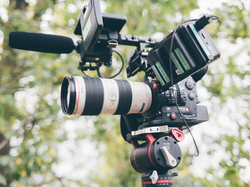 Rent: Canon C300 mk2 pkg with Canon L series 70-200 F2.8