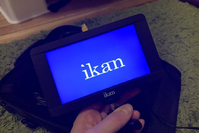 Ikan DH5E HDMI ON-CAM MONITOR