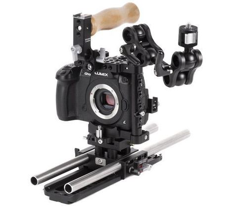 Panasonic Lumix DC-GH5 Digital Camera (Cinema Package)