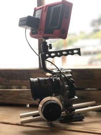 Cage for Sony A7sii (Axler)