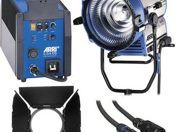 Rent: (1) Arri M40 4000W HMI System
