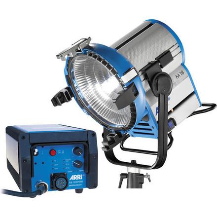 (2 of  2) Arri M18 1800W HMI System