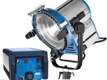 Rent: (2 of 2) Arri M18 1800W HMI System