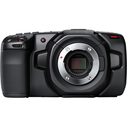 Blackmagic Design Pocket Cinema Camera 4K w/EF Speedbooster