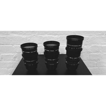 Kowa Anamorphic Lens Set (40,50,75)