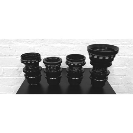 Super Baltar Prime Lens Set (Duclos Lenses)