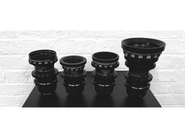 Rent: Super Baltar Prime Lens Set (Duclos Lenses)