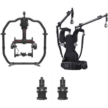 DJI Ronin 2 Professional Combo with Ready Rig GS Stabilizer