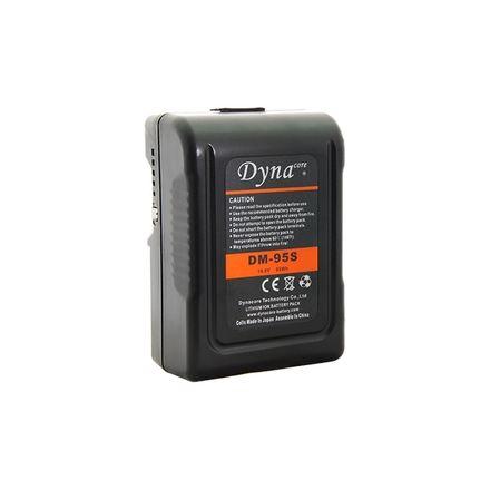 Dynacore Dynacore DM-95s  3 Batteries + Charger