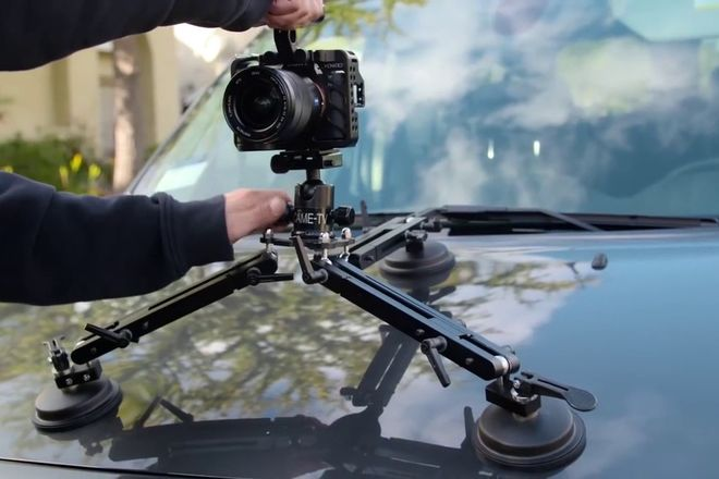 Came-tv Car mount