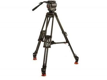 Rent: 30L CF Tripod with Mid-Level Spreader & Case