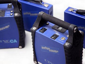 2x Anton Bauer CINE VCLX CA Block Batteries