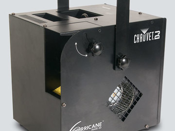 Rent: (2 of 2) Chauvet Hurricane 2D Hazer