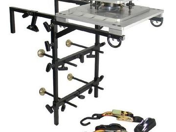 Rent: Modern Hostess Tray/Door Mount (w/ Leveling Head)
