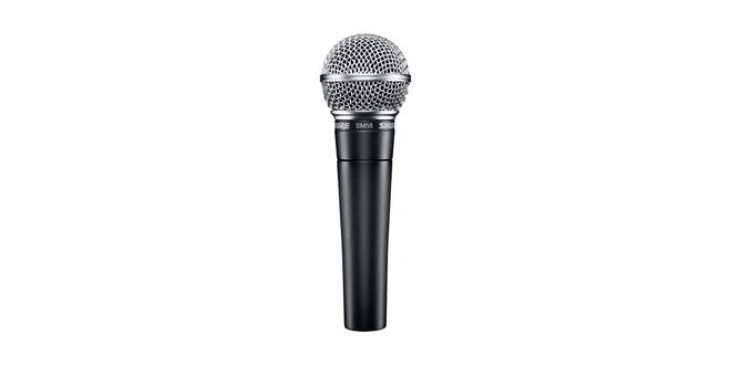 Shure SM58 Vocal Microphone #2