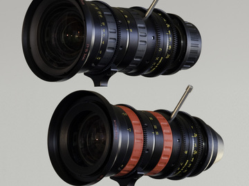 Rent: Angenieux Optimo DP Rouge set