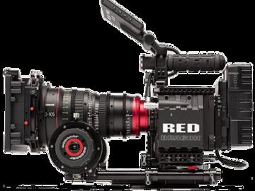 RED Epic Dragon PL Mount or EF Mount Camera Kit