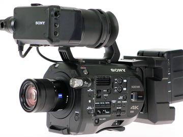 Rent: Sony PXW-FS7 XDCAM 4K Camera with Lens Kit