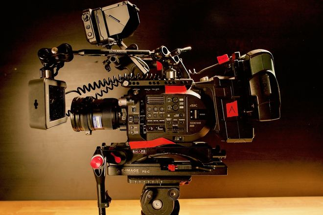 2x Sony FS7 - Two Pack -  Tripods, Lenses,  Accessories Inc.