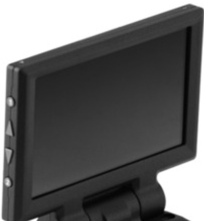 "RED camera 5"" LCD"