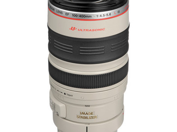 Rent: Canon 100-400 f/4.5-5.6L IS