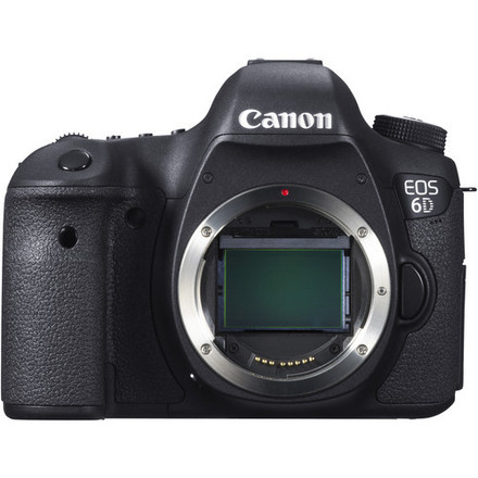 Canon 6D DSLR w/ 2 32gb SD Cards, 2 Batteries and Charger