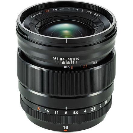 FUJIFILM 16mm f/1.4 Lens