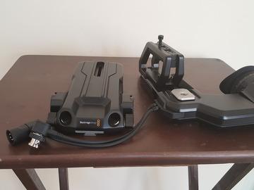 Rent: BlackMagic URSA Mini 4.6k EF Mount Package