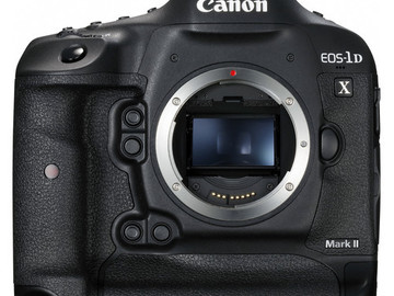 Rent: Canon 1DXii - 4K 60P - 4 Lenses - Cfast Cards Bundle