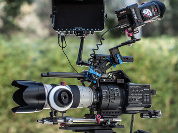 Rent: Sony FS700R - Odyssey7Q+ - Canon Zooms - Production Package