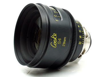 Cooke S4i Prime 21mm